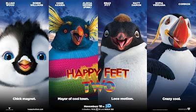 Happy Feet 2 Película
