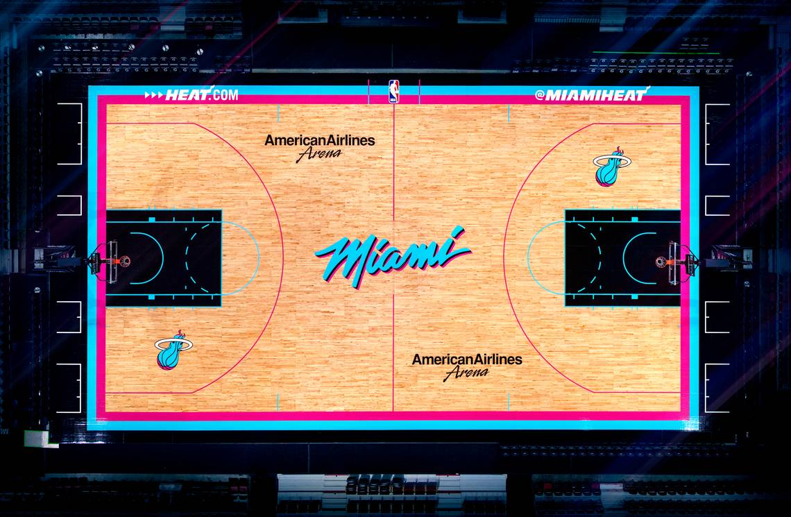miami heat vice nights