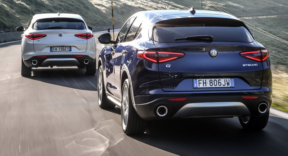 Alfa Romeo, Maserati Slow Down Production Rates After China Sales Blow