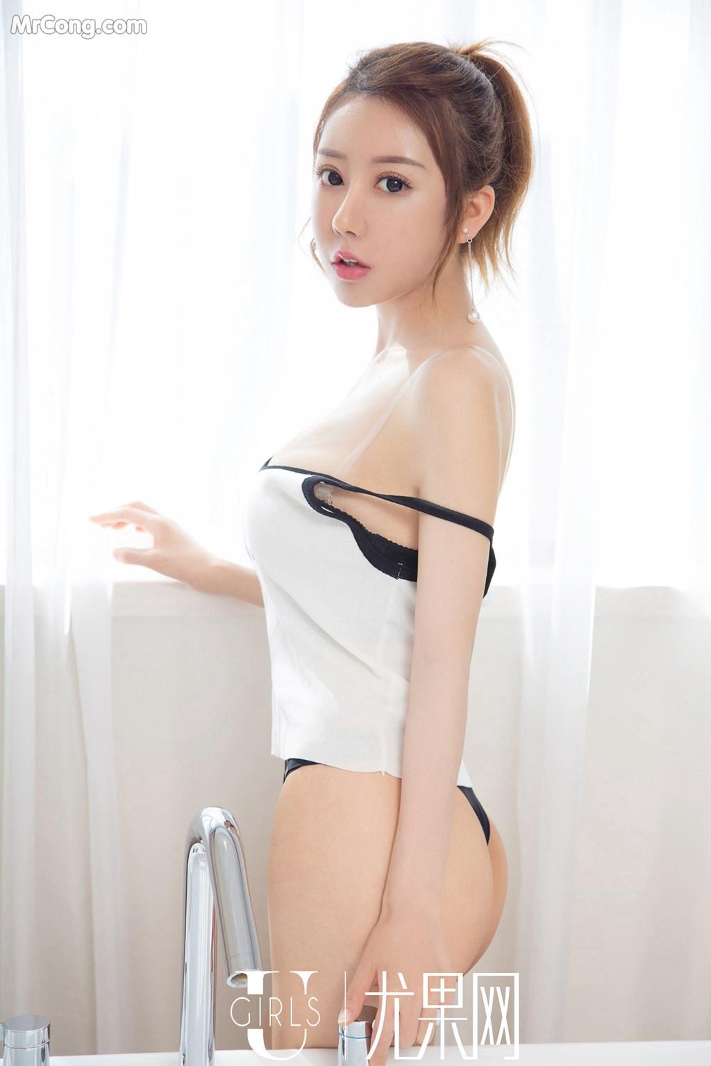 Image UGIRLS-U406-Xia-Yao-MrCong.com-006 in post UGIRLS U406: Người mẫu Xia Yao (夏瑶) (66 ảnh)