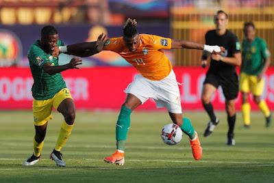 مشاهدة مباراة كوت ديفوار وناميبيا بث مباشر اليوم
