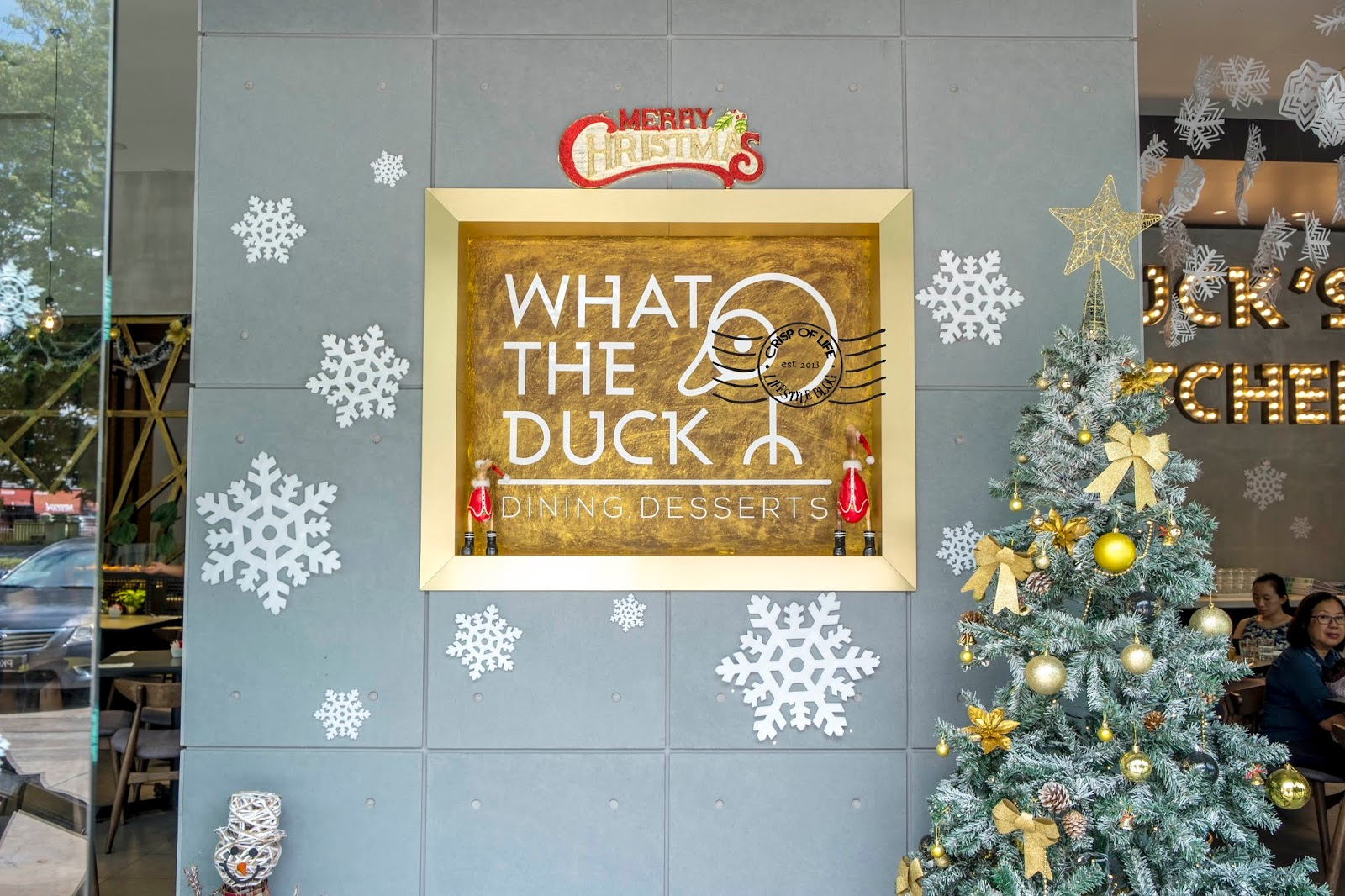 What The Duck at Setia Spice Canopy, Bayan Lepas, Penang
