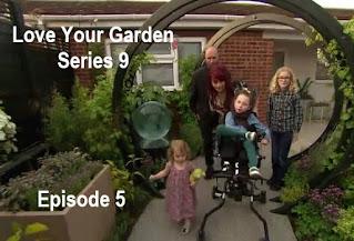 Love Your Garden Series 9 Episode 5  A garden for Isla
