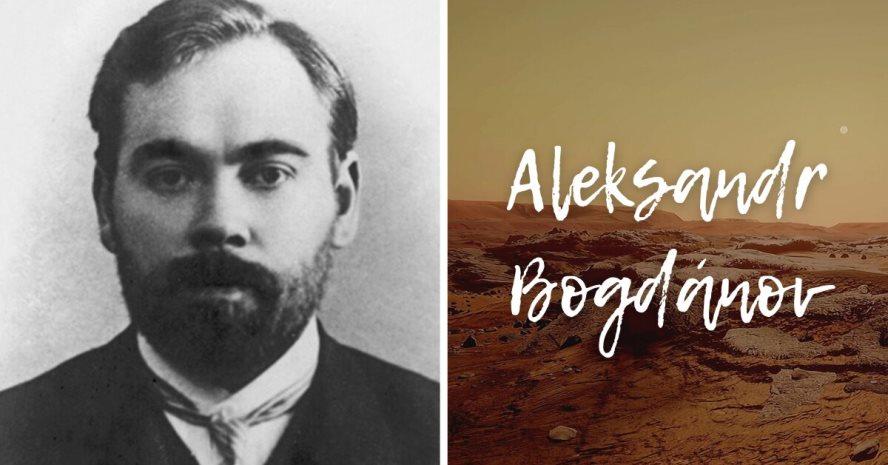 Aleksandr Bogdánov