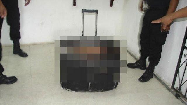 TRAGEDI Mayat Gadis TKI Dimasukkan Koper di Mekkah, sempat Kabur dari Majikan Arab, 'Mau Pulang'