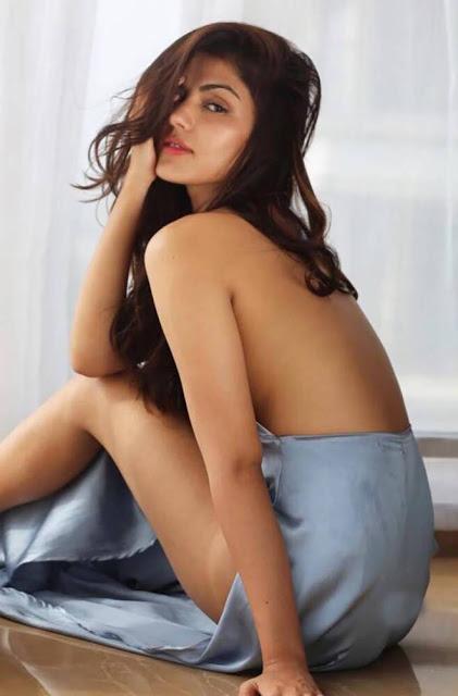 Hot Bollywood Actress Rhea Chakraborty Recent Photoshoot Actress Trend