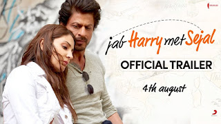 Jab Harry met Sejal – Official HD Trailer – Sharukh Khan, Anushka Sharma