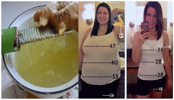 Cara Biasa Tapi Dahsyat !! Diet Dengan Menggunakan Jahe, Susutkan Lemak 3 Kg Bahkan Bonusnya BAB Lancar