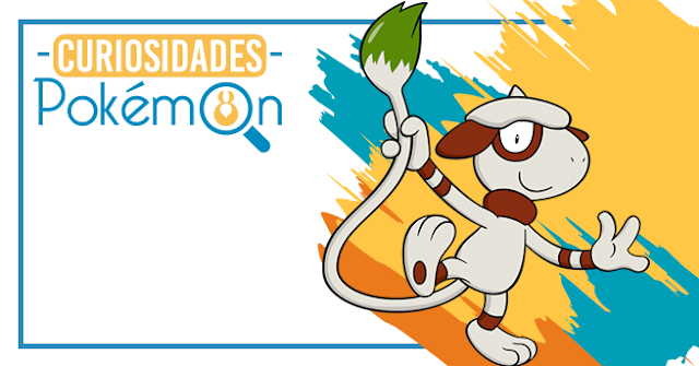 Curiosidades Pokémon: Smeargle