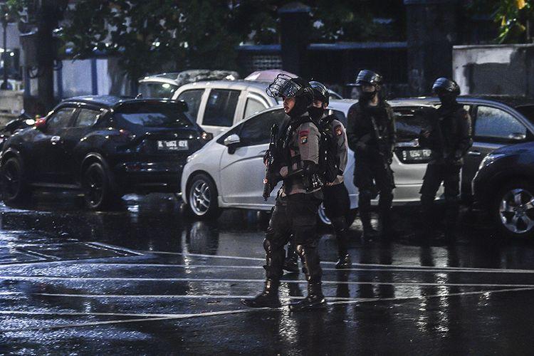 Bawa Air Softgun dan Bisa Lolos Pemeriksaan Ketat Keamanan, Polri Bantah Kecolongan