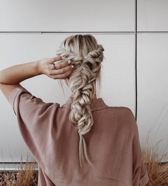 Peinados faciles de hacer con pelo recogido