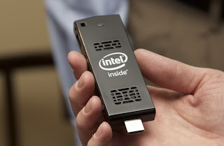 Intel compute stick tascabile