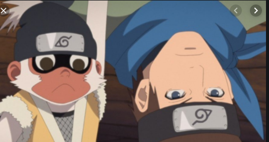 Boruto Gives Konohamaru A Familiar Summons