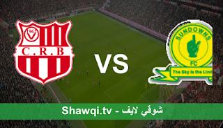 مشاهدة مباراة ماميلودي سونداونز وشباب بلوزداد بث مباشر اليوم بتاريخ 09-04-2021 في دوري أبطال أفريقيا