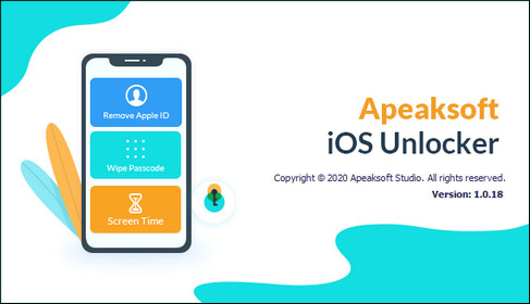 Unlock Any iOS Using Apeaksoft iOS Unlocker