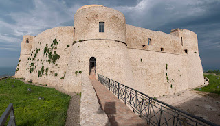 The restored Castello Aragonese is one of the main sights in the Adriatic port of Ortona