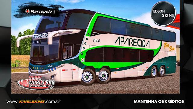 PARADISO G7 1800 DD 8X2 - VIAÇÃO NOSSA SENHORA APARECIDA