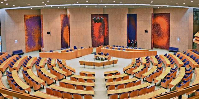 هولندا .. البرلمان الهولندي اقسامه ومهامه