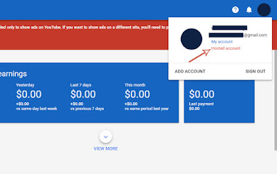 Upgrade Adsense Hosted to Non-Hosted Account