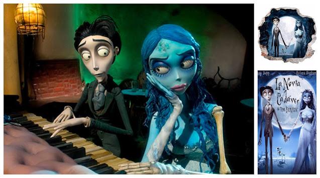 Tabs Fácil de... Victor's Piano solo. La Novia Cadáver.