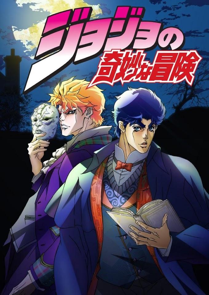 JoJo no Kimyou na Bouken 2012 (TV) Season 01 Legendado Completo Download 1080p!