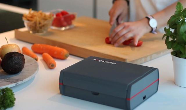 【新品介紹】Faitron HeatsBox Pro 智能自加熱飯盒 享受健康有益的午餐