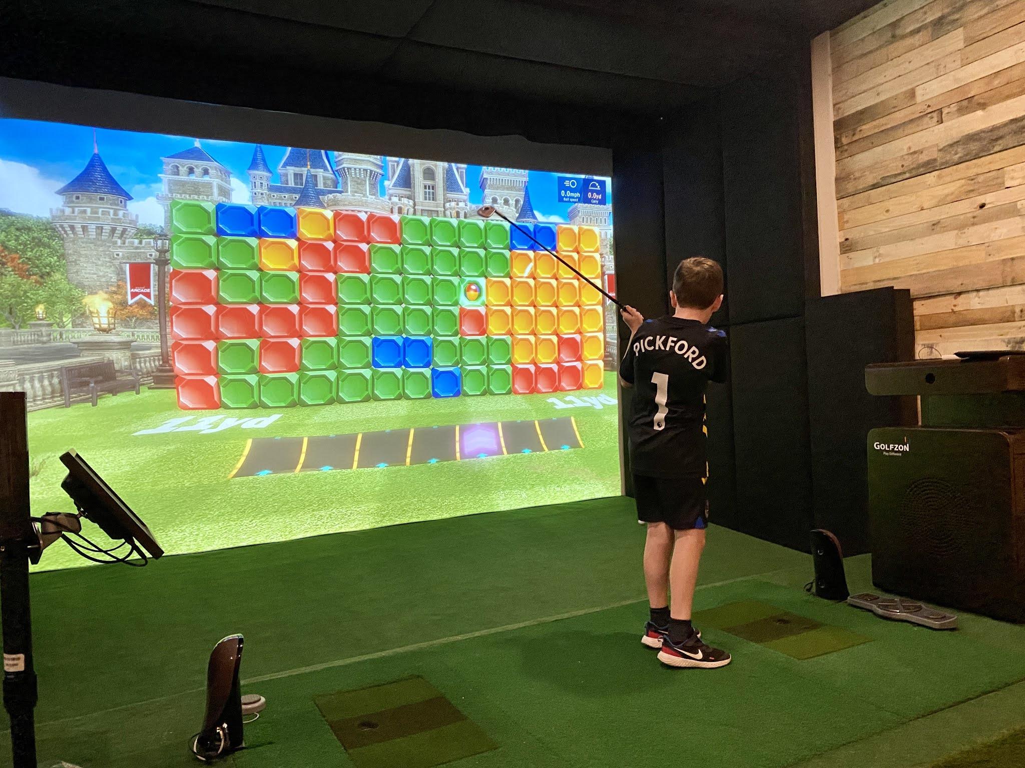 Goin' Golf, Stoke on Trent