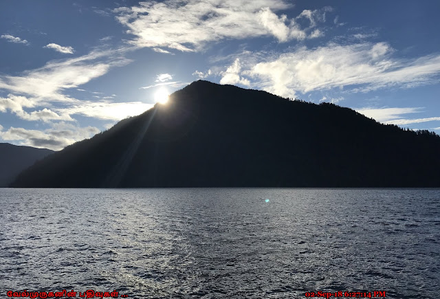 Lake Crescent Sunset Pics