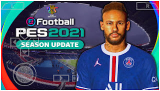 Download eFootball PES 21 PPSSPP New Kits 2021-2022 & Fixed Callname Commentary CV2/CV7