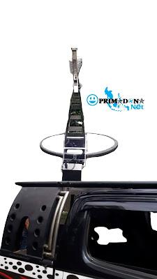 Internet Mobile VSAT (MVSAT)