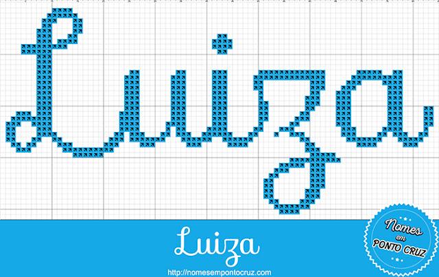 Nome Luiza em Ponto Cruz
