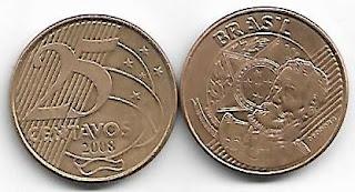 25 centavos, 2008