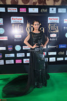 Akshara Haasan in Shining Gown at IIFA Utsavam Awards 2017  Day 2 at  20.JPG