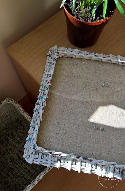 paper weaving, wicker paper, recycle, basket, handmade, papierowa wiklina, koszyk, rękodzieło
