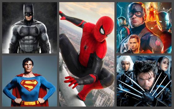 ¿Qué Superhéroes Generan Más Beneficios de Merchandising?
