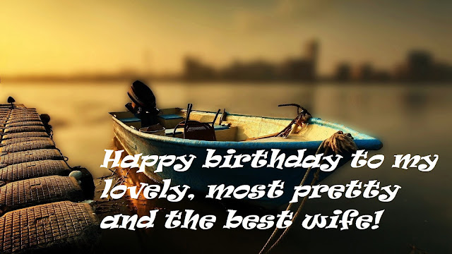 Top 10 Birthday Wishes for your Wife HD Images