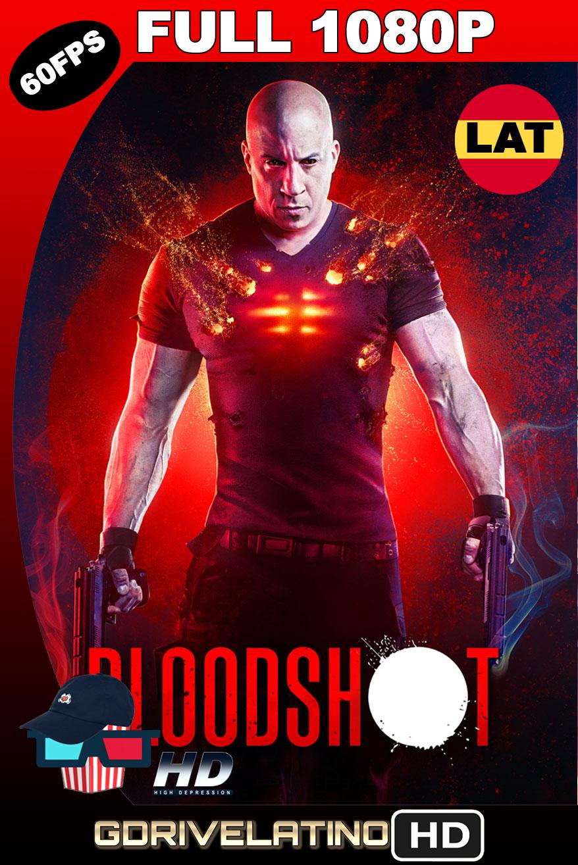 Bloodshot (2020) BDRip FULL 1080p (60 FPS) Latino-Ingles MKV
