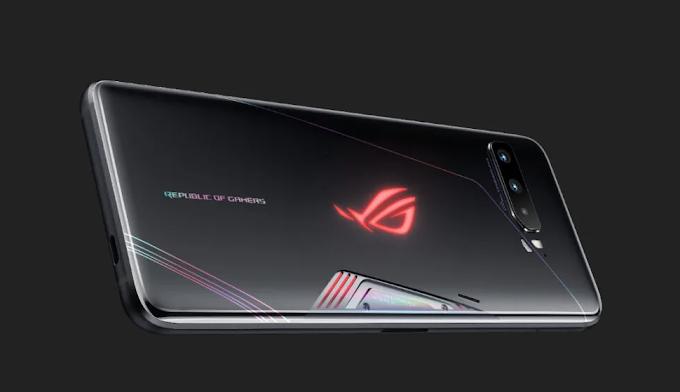 Yeni Oyuncu Telefonu Asus ROG Phone 3