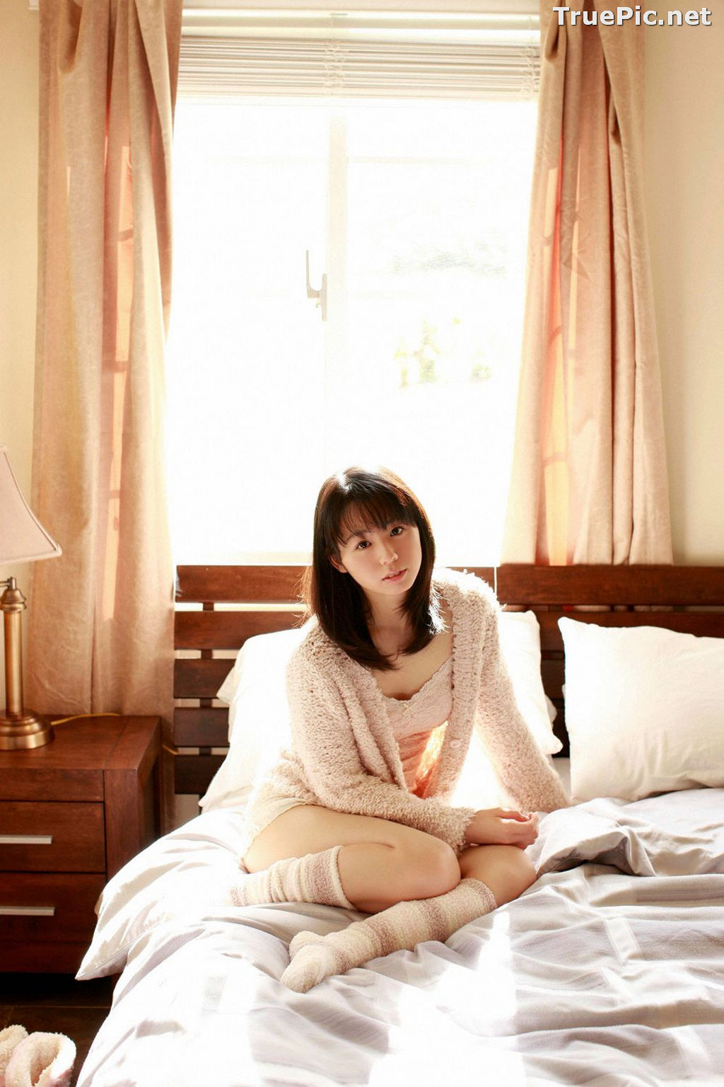Image [YS Web] Vol.482 - Japanese actress Rina Koike - Graduation Side Story - TruePic.net - Picture-1