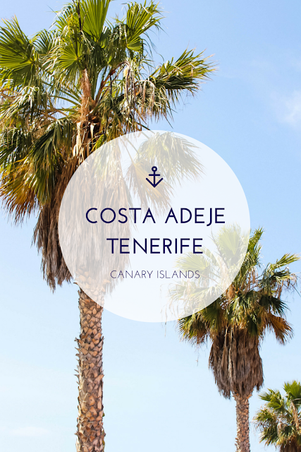 A Sunny Escape to Costa Adeje, Tenerife