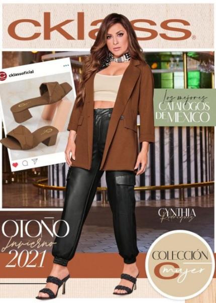 Cklass para damas calzado Otoño Invierno 2021 : catalogo