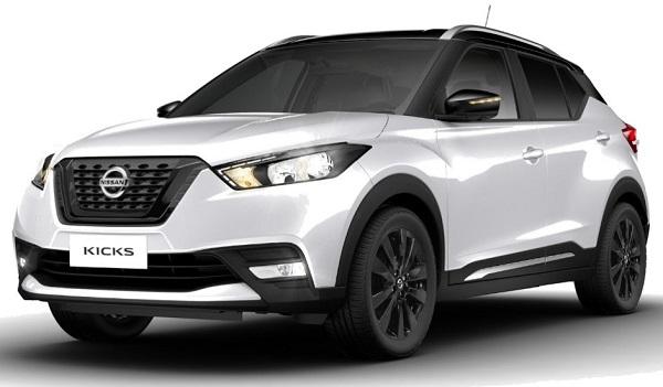 Nissan Kicks Special Edition II