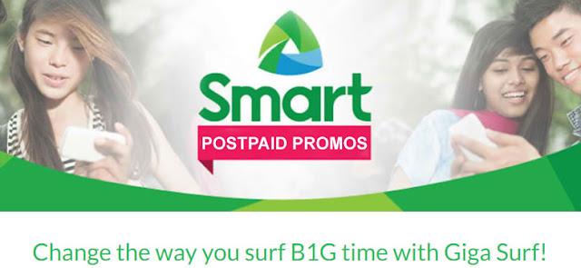 List of Smart Postpaid Promos 2017 Updated List!!!