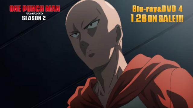 Segunda temporada de One-Punch Man revela tráiler de su cuarta OVA