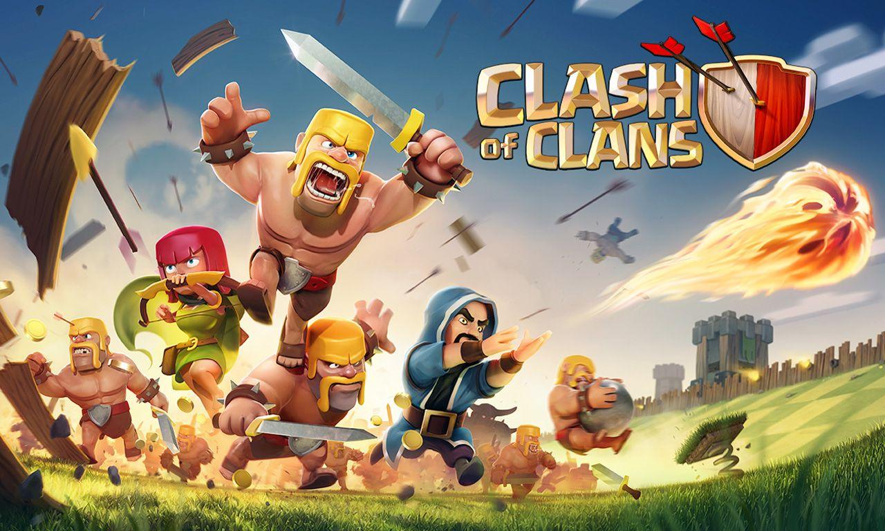 Free Clash Of Clans Generator 2020 Clash Of Clans Hack