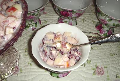 Apple-Salad | Margaret's Morsels