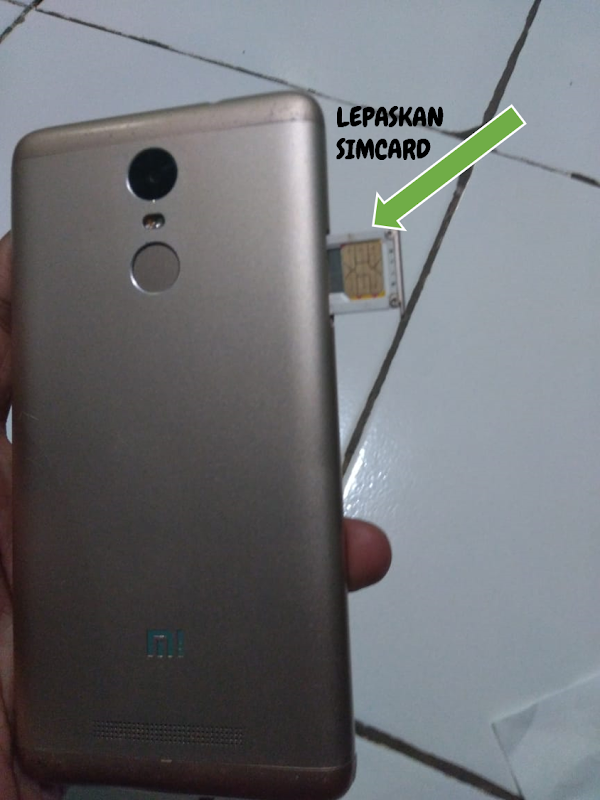 How To Make/Replace Battery Xiomi Redmi Note Pro