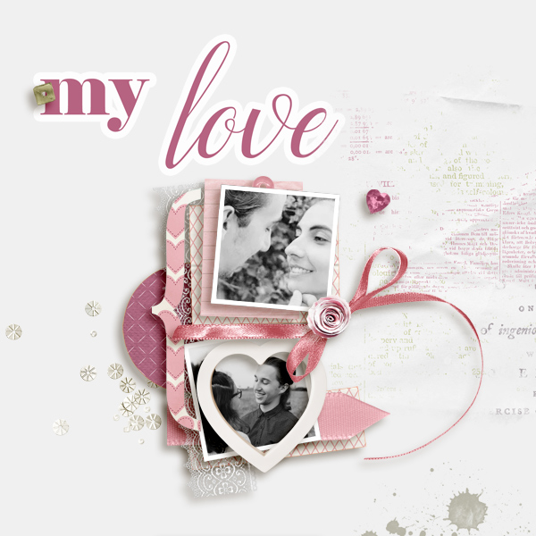my love © sylvia • sro 2019 • august template #2 cgallenge freebie & romantic letter by prelestnayaP designs