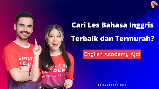 les bahasa inggris terbaik dan termurah di English Academy