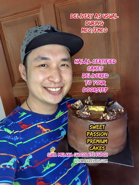 Penang Blogger Sweet Passion Premium Cakes Penang Klang Valley Delivery Penang Blogger Influencer